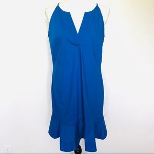 J. Crew Sundress Size 4 In Cobalt Blue